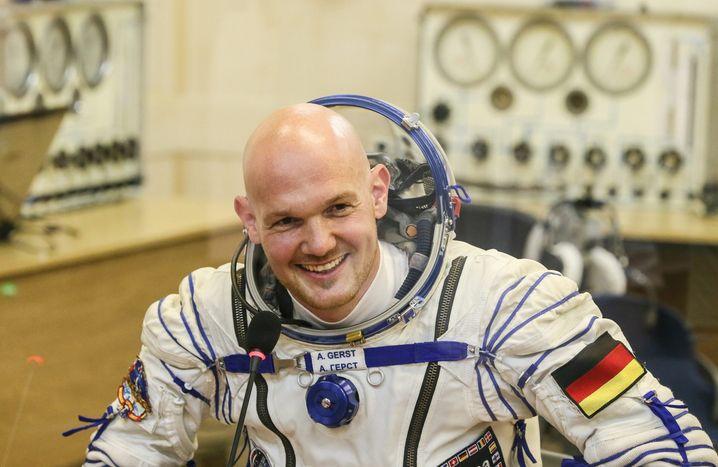 Sucht neue Herausforderungen: Astronaut Alexander Gerst