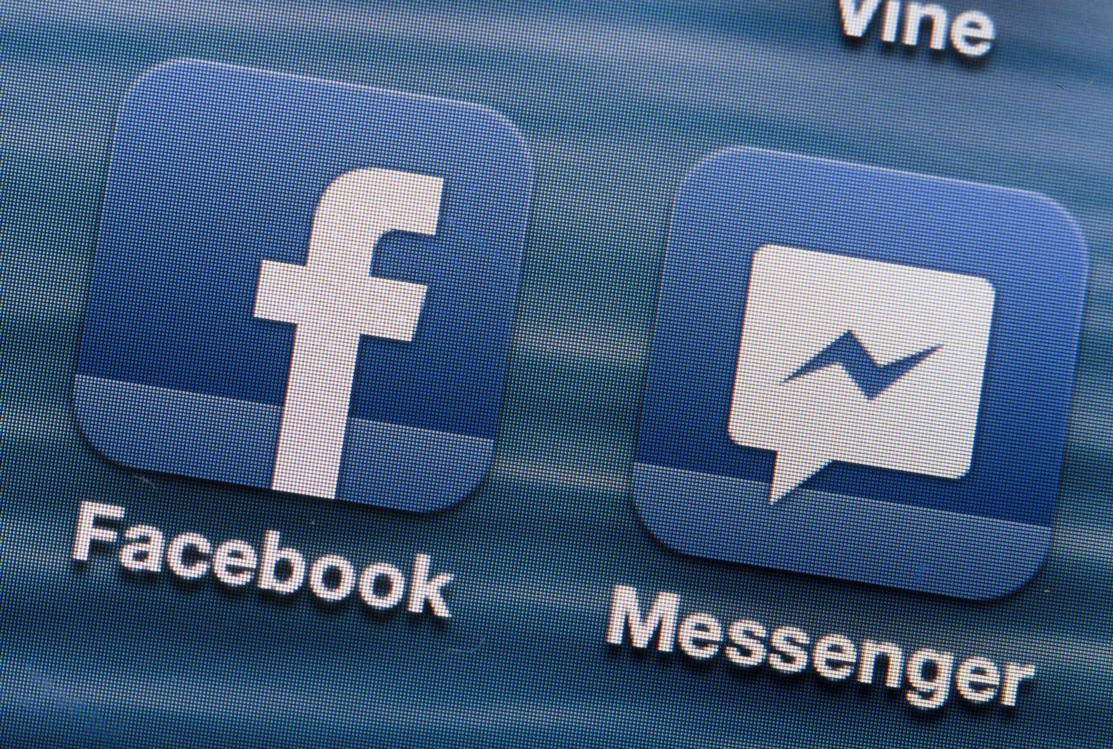 Facebook koppelt «Messenger»-Chat auch in Deutschland von App ab