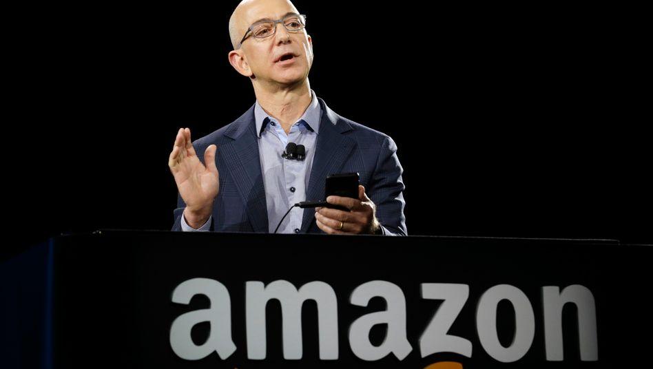 Jeff Bezos: Der Amazon-Chef investiert im großen Stil - und wohlüberlegt