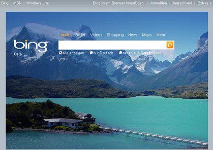 Kaum Bewegung auf dem Suchmaschinenmarkt: Bing muss gegenüber Google Boden gutmachen