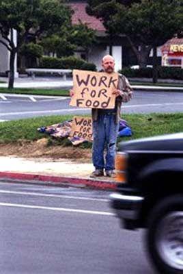 Arbeitslosigkeit in den USA: Die Quote ist auf 4,5 Prozent gestiegen