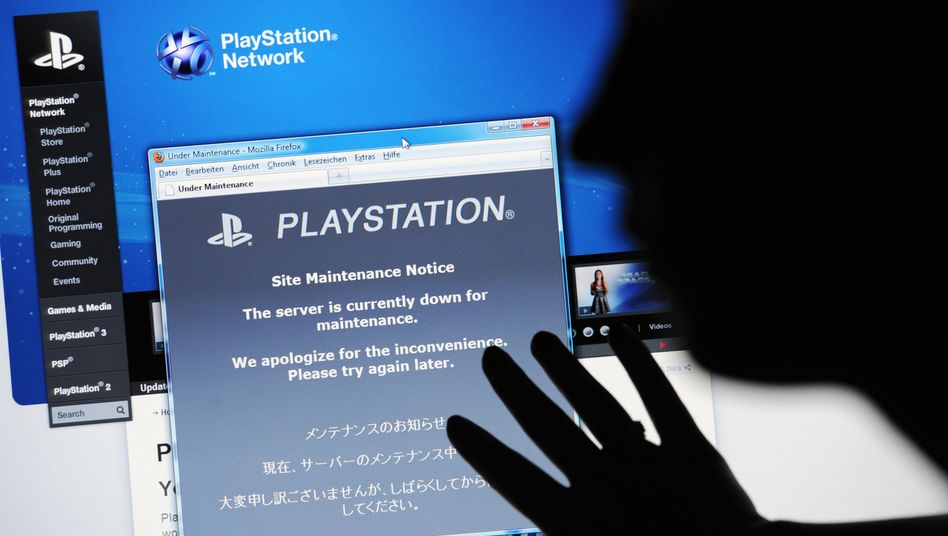 Hacker-Angriff im Frühjahr: Den Angreifern gelang es trotz aller Anstrengungen Sonys über Wochen immer wieder, in Websites oder Netzwerke einzudringen