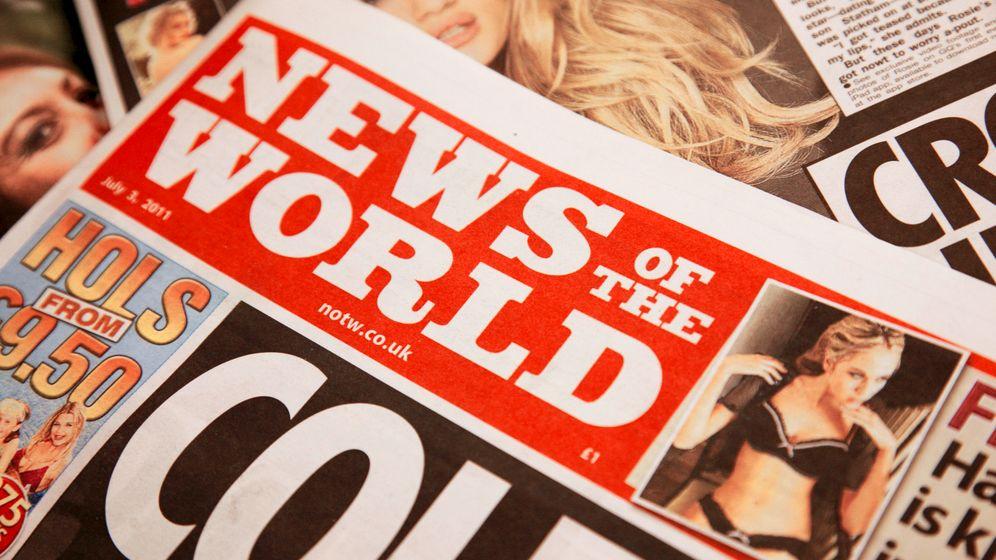"Abhörskandal: Ende der ""News of the World"""