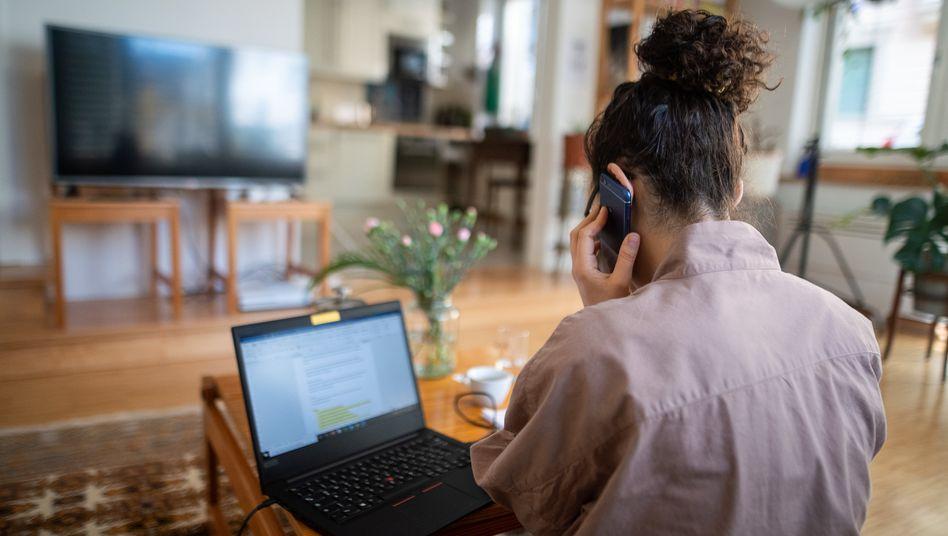 Arbeit im Homeoffice: Notebooks werden überlebenswichtig - und ein Firmenstandort in der Provinz ist kein Nachteil mehr, wenn man Talente locken will
