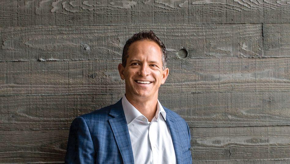 Zander Lurie ist seit 2016 CEO von SurveyMonkey.