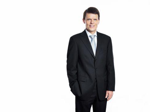 Westwärts: Ex-Mercedes-Finanzchef Frank Lindenberg (Archivbild)