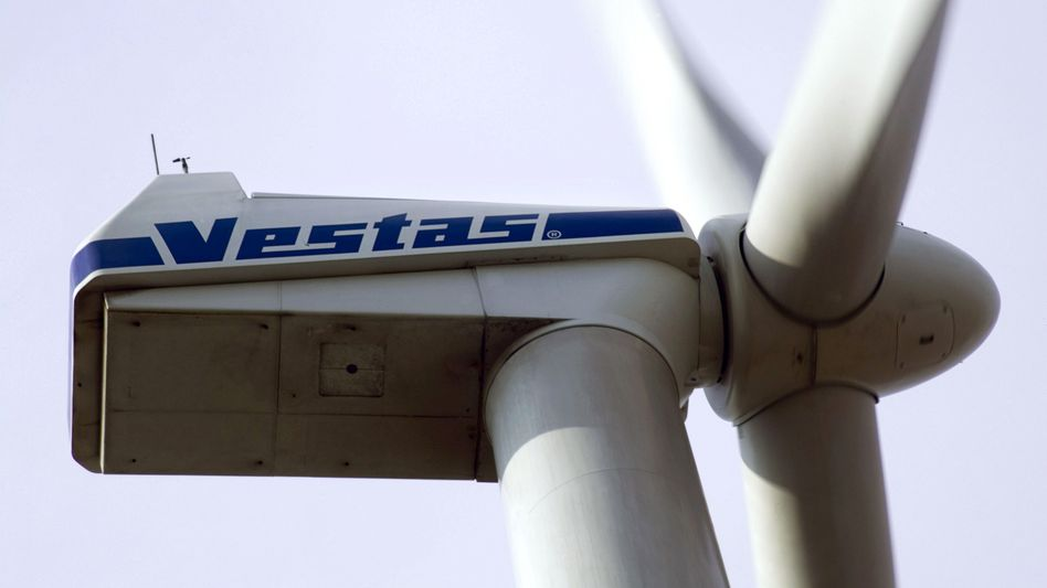 Windenergieanlage von Vestas: Angst vor der Zukunft in den USA
