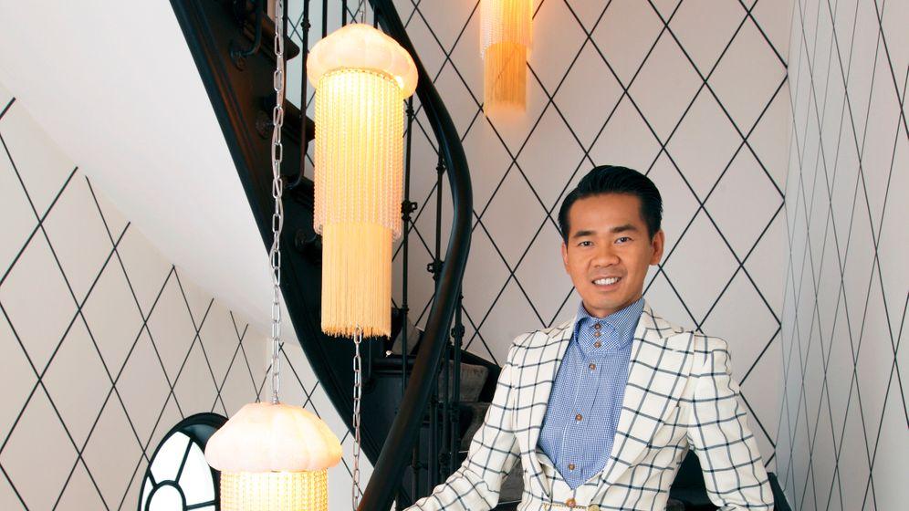 Inneneinrichter Thài Công: Mehr Opulenz geht nicht