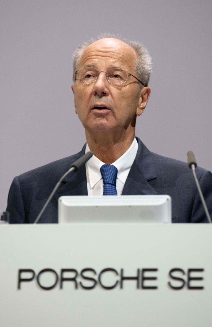 Hans Dieter Pötsch (Archivbild)