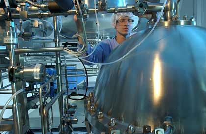 Pharmaproduktion bei Roche: Von Massenartikeln auf Spitzentechnologie umgeschwenkt