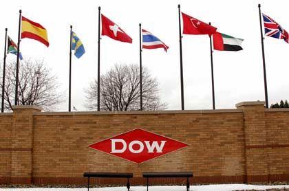 Dow Chemical: Investoren aus dem Nahen Osten und den USA sollen sich für den Chemie-Giganten interessieren