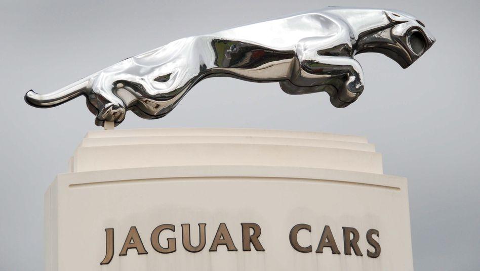 Auf dem Sprung: Jaguar könnte Großbritannien bei einem harten Brexit verlassen