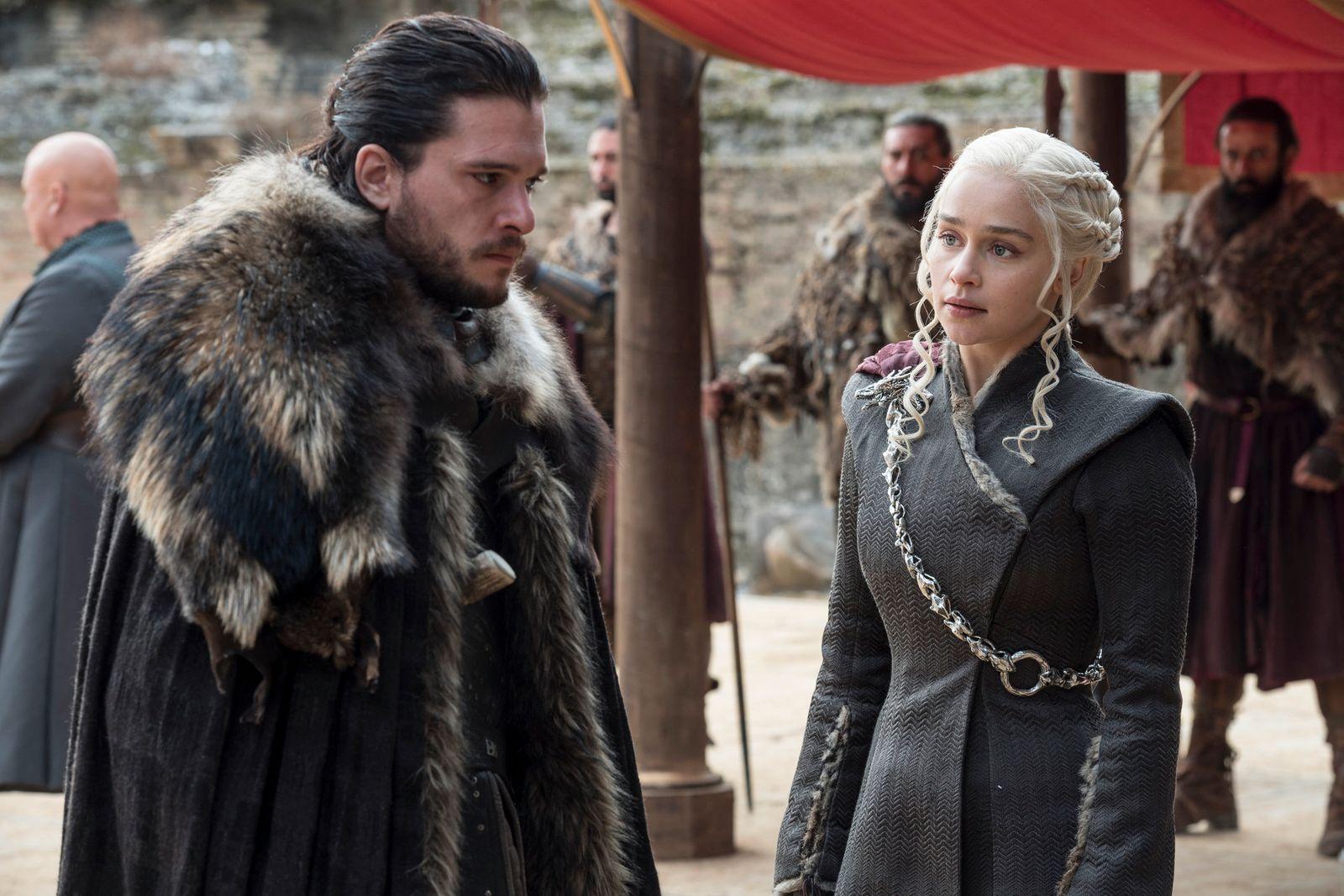 TV Game of Thrones Finale