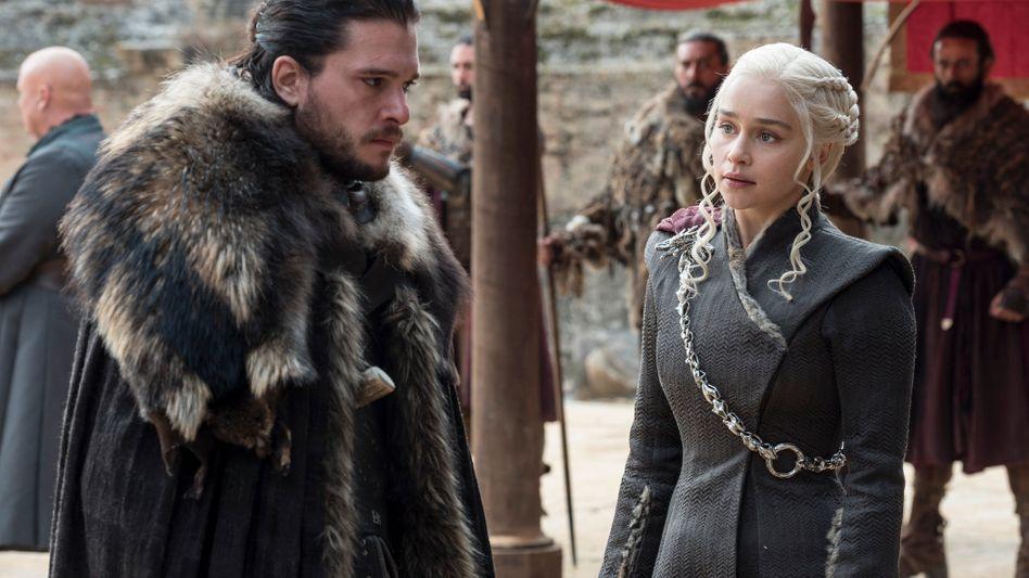 """Produktion und Streamingangebot aus einer Hand: Das Warner-Bros-Filmstudio, das unter anderem den Blockbuster """"Game of Thrones"""" herausgebracht hat, soll unter das Dach des TV-Konzerns Discovery schlüpfen"""