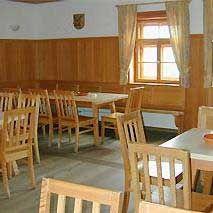 Das Mälzer-Stüberl des Klosters verfügt über 40 Sitzplätze