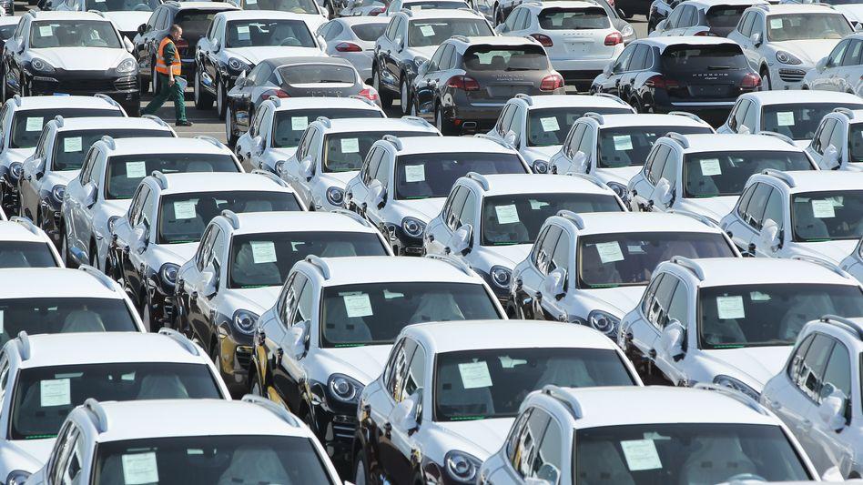 Porsche-Neuwagen vor der Auslieferung: Mein Auto wollte einen großen Börsengang hinlegen - daraus wird vorläufig nichts