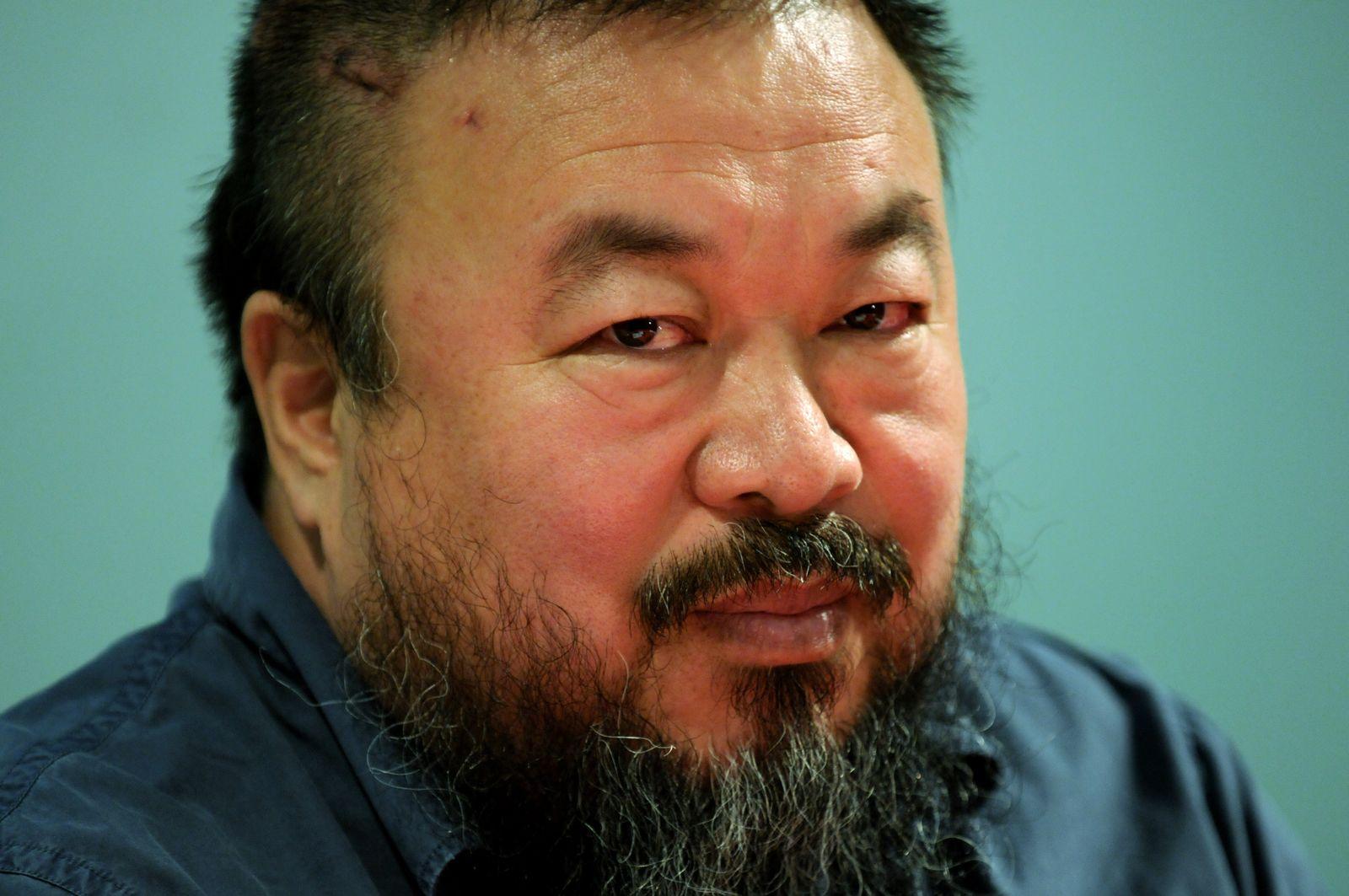 Ai Weiwei / Kunst / Blog