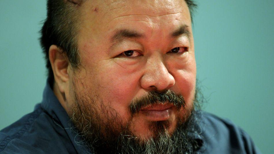 Der chinesische Gegenwartskünstler Ai Weiwei: Seine Kunst für die Gesellschaft und sein politisches Engagement überzeugten die Jury