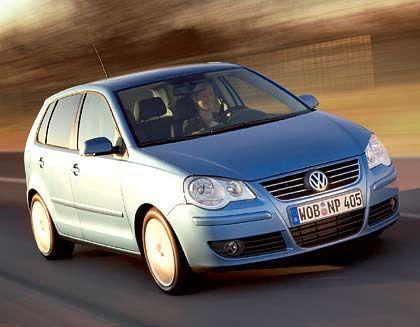 Vorfahrt in den USA: Der VW Polo soll möglicherweise in den Vereinigten Staaten auf den Markt