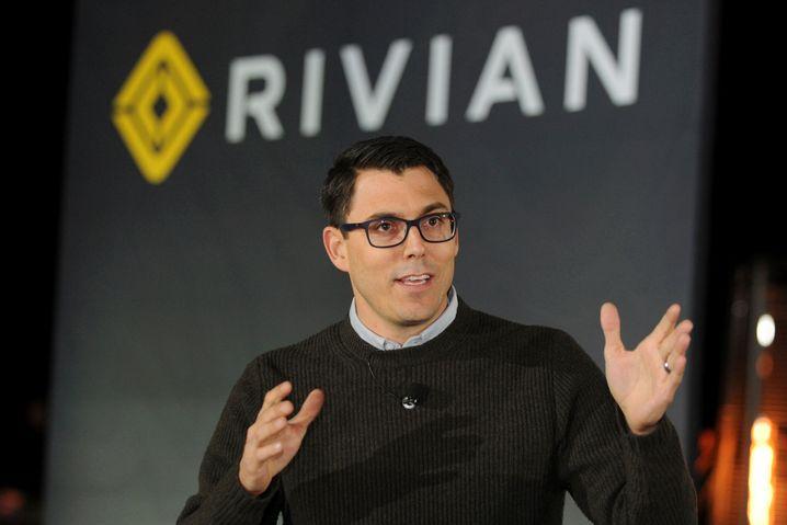 Möchtegern-Musk: Rivian-Gründer RJ Scaringe