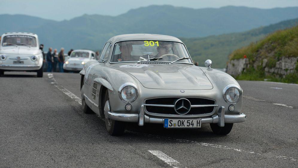 Mille Miglia: Das Rennen und seine Fahrer