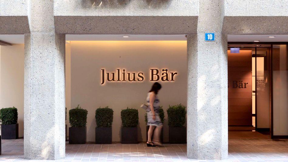 Julius Bär-Hauptsitz in Zürich