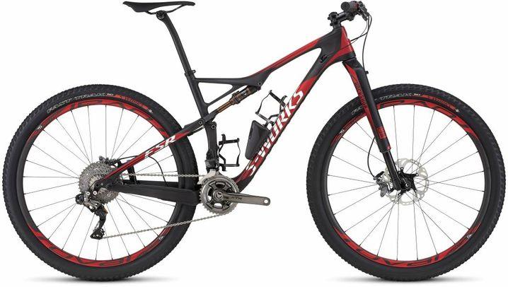 Specialized S-Works Epic FSR Carbon 29: Das schnellste Cross-Country Mountainbike der Welt (laut Hersteller) für knapp 11.000 Euro