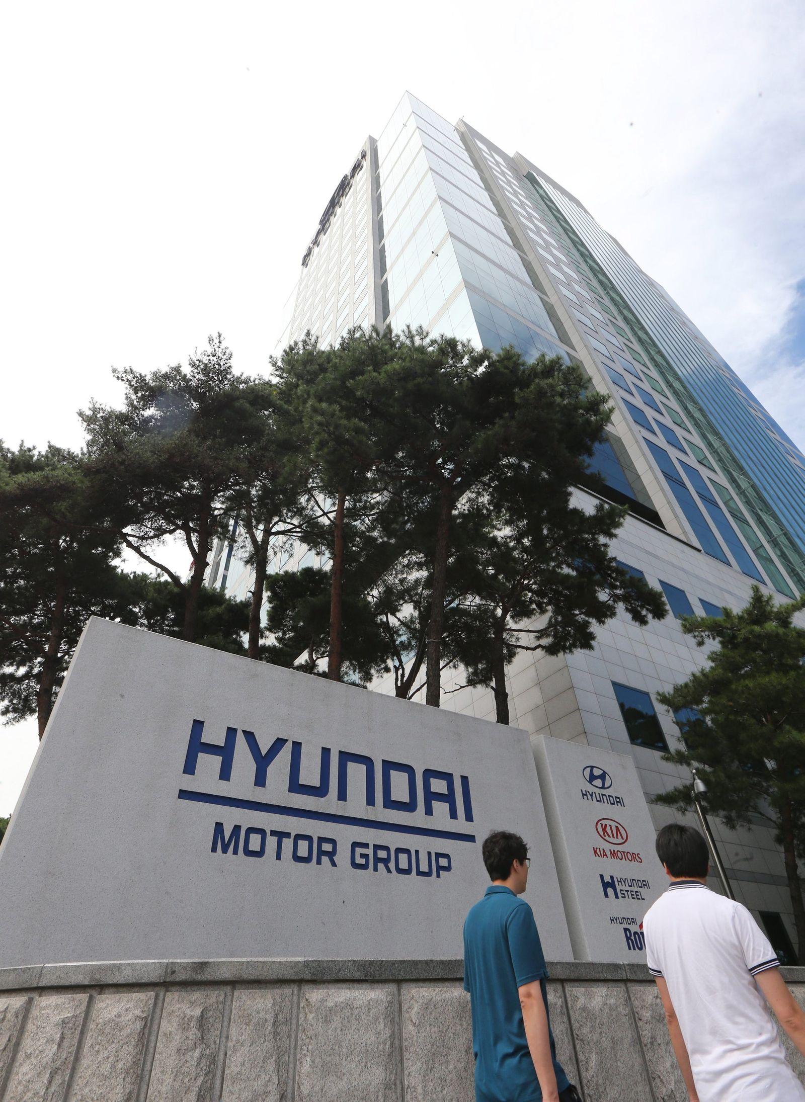 Hyundai Gangnam