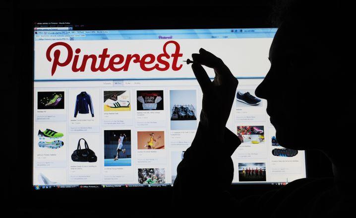Pinterest: Schwer angesagt und mit fünf Milliarden Dollar bewertet