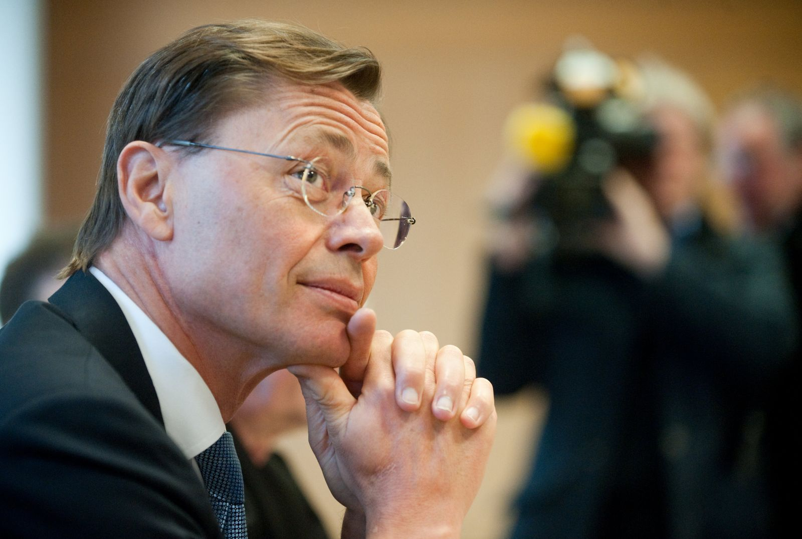Zivilprozess gegen Ex-Arcandor-Chef Middelhoff