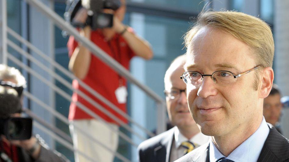 Bundesbankchef Jens Weidmann: Kein Spielraum für Steuersenkungen