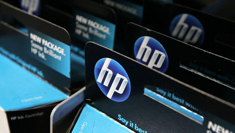 Hewlett-Packard: Schrumpfgewinn und Massenentlassungen