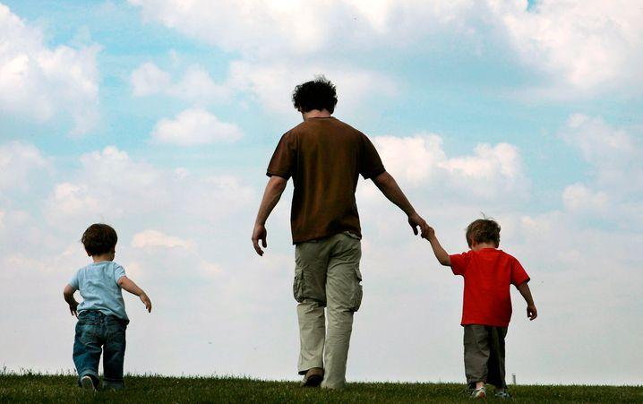 Familienväter: Männer, die ihre Rolle neu sehen