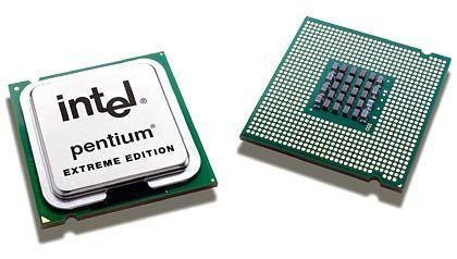 Klassiker: Pentium-Prozessor von Intel