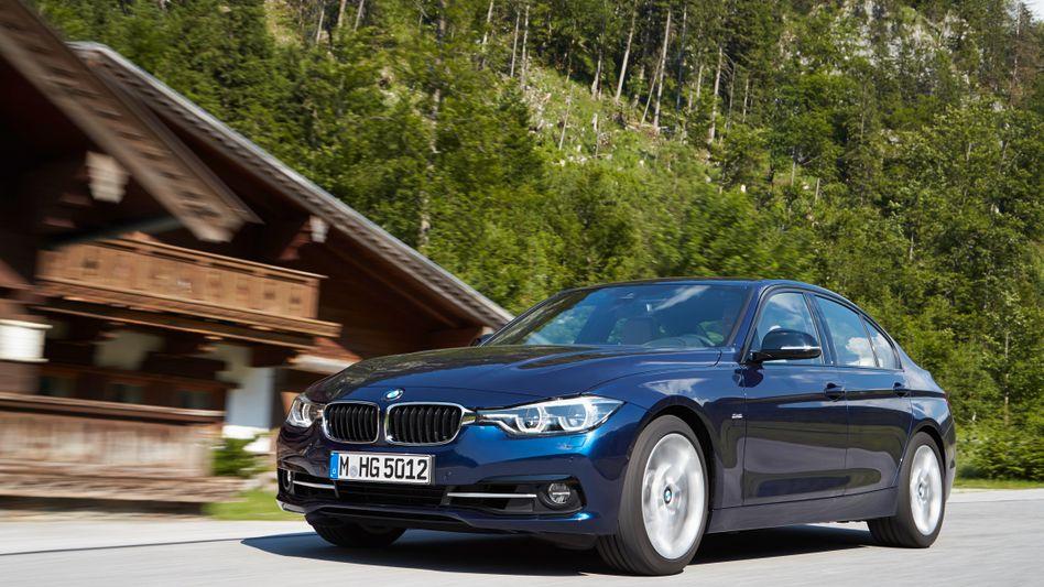 BMW 3er: Mercedes, BMW, Opel und Audi steigerten im Mai ihren Absatz deutlich - VW gab dagegen nach