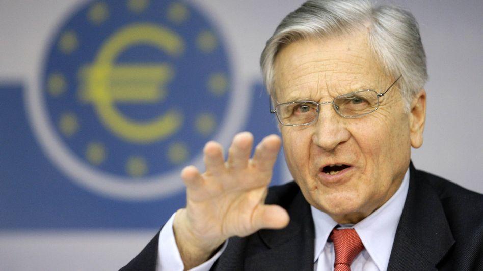 Mahnung: Bloß keine Lohnerhöhungen, sagt Jean-Claude Trichet, EZB-Präsident
