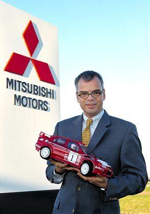 Unterstützt er die Einführung neuer Modelle im US-Markt? Jacoby, ehemaliger Europa-Chef von Mitsubishi