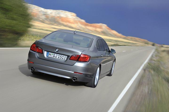 BMW 5er: Im November ging es ganz leicht aufwärts - doch berauschend sind die Verkaufszahlen in Deutschland derzeit nicht