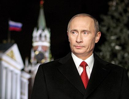 Nachfolger gesucht:Russlands Präsident Putin