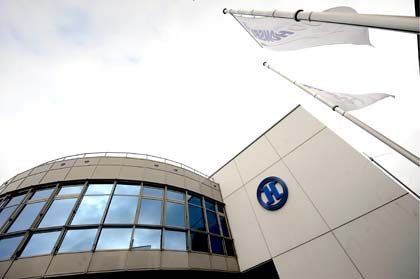 Honsel-Zentrale: Der Zulieferer hatte im Geschäftsjahr 2008/09 (zum 31. März) gut 35 Prozent an Umsatz verloren
