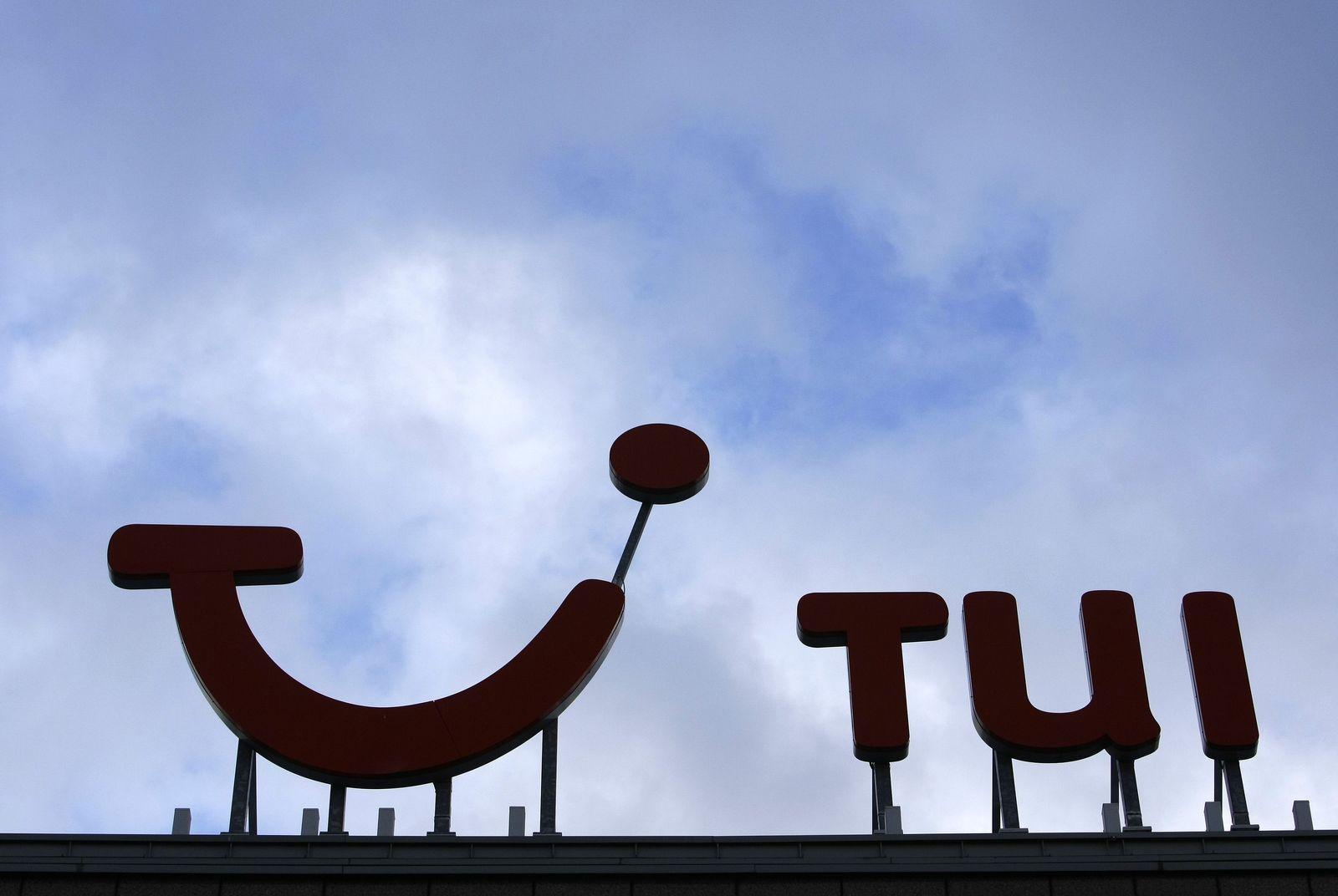 Tui / Logo / Tui-Zentrale