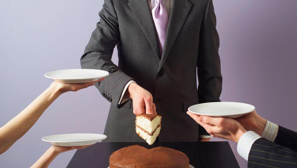 Wer Renten sichern will, darf den Kuchen nicht schrumpfen lassen