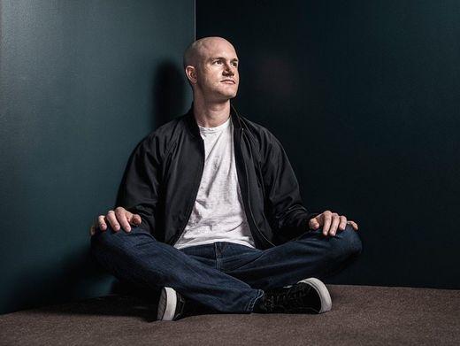 Heute ein König: Brian Armstrong gründete 2012 die Plattform Coinbase