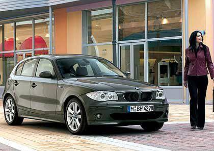BMW 1er: Das VW-Konkurrenzmodell offerierte zur Markteinführung eine Klimaanlage ohne Aufpreis. Dem Rabatt-Modell folgt BMW nicht