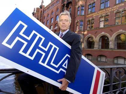 """Umzug"" an die Börse:HHLA-Chef Peters"