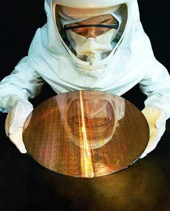 Chipproduktion: Intel will mehrere Prozessorkerne in einem Chip unterbringen
