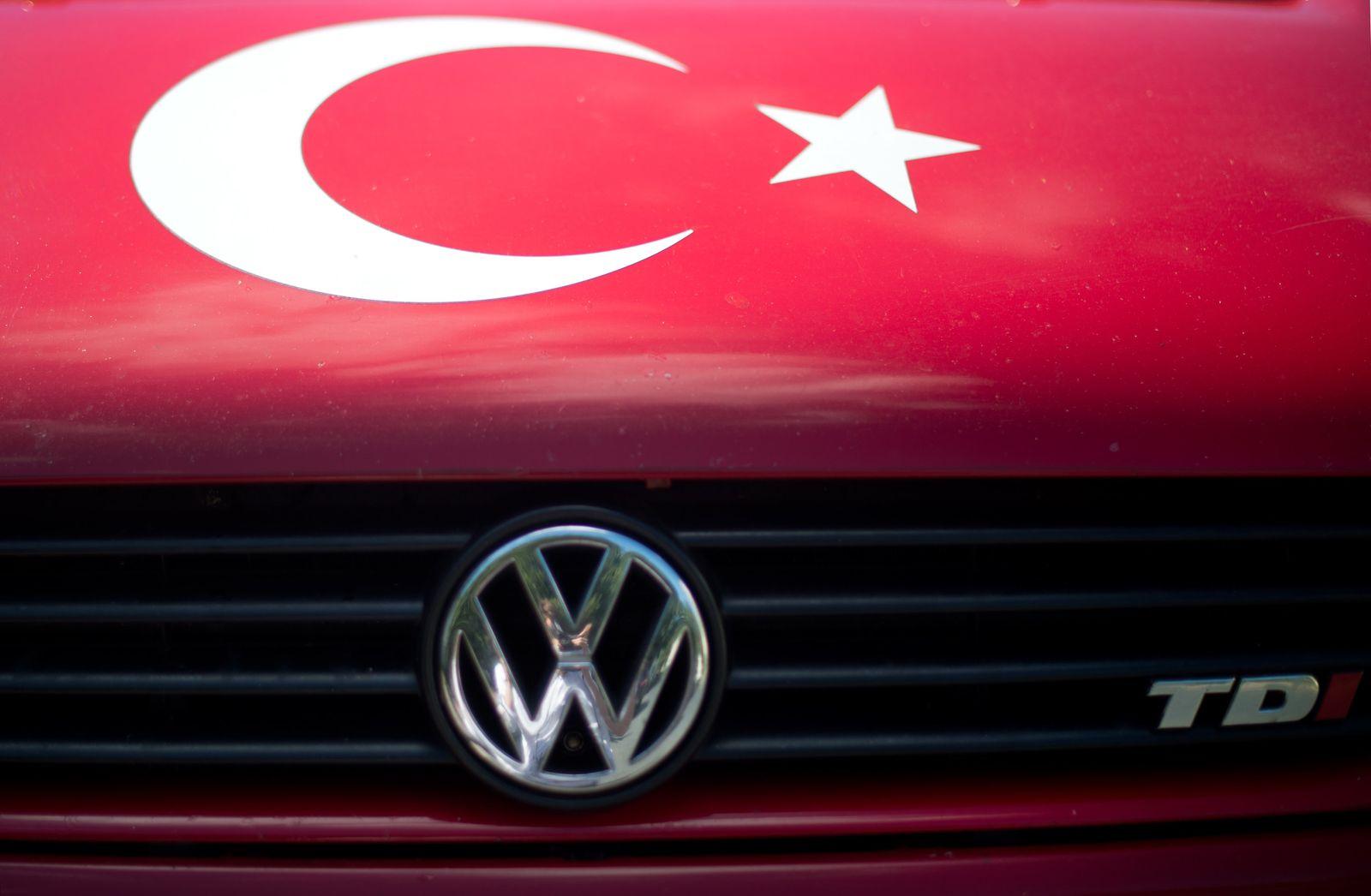 VW stoppt Pläne für neues Werk in der Türkei