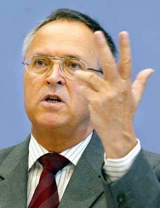 """Hans Eichel: """"Der Aufschwung ist fragil"""""""