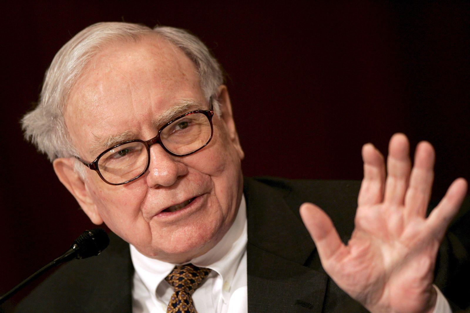 Warren Buffett: Spacs und Trading-Apps wie Robinhood machen Märkte zum  Casino - manager magazin