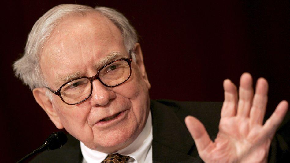 Warren Buffett (Archiv): Preisverzerrungen und Spielrausch an den Märkten